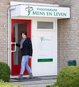 Oefentherapiepraktijk Barendrecht van Mensendieck therapeute Auk Sweens